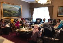 Koordinasi Pelaksanaan acara tes IVA dan Sadanis
